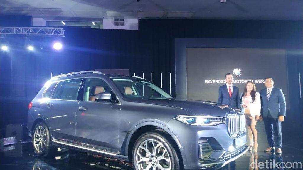 Mobil Presiden BMW Meluncur, Harganya Rp 2,4 Miliaran