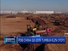 PDB China Q2-2019 Cuma Tumbuh 6,2% (YoY)