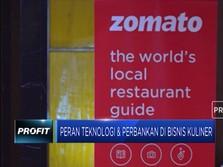 Perkembangan Platform Digital Zomato
