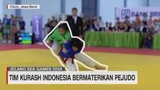 VIDEO: Tim Kurash Indonesia Bermaterikan Pejudo
