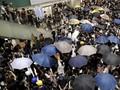 China Ancam Kerahkan Militer untuk 'Tertibkan' Hong Kong