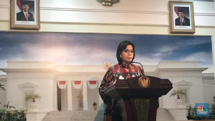 Sri Mulyani: Rupiah Ada di Rp14.303/US$ pada Semester II-2019