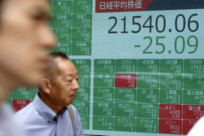Mayoritas bursa saham utama kawasan Asia melaju di zona hijau pada perdagangan terakhir di pekan ini, Jumat (18/10/2019).