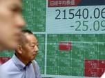 Walau Kesepakatan Dagang Abu-abu, Bursa Saham China Menghijau