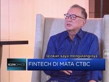 CTBC Bank Serius Investasi di Teknologi