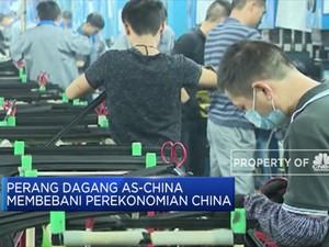 China Catat Pertumbuhan Terlemah Sejak 27 Tahun