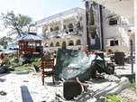 Hotel di Somalia Diserang, 26 Tewas, 56 Luka-Luka