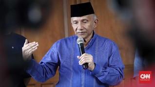Amien Rais-Prabowo Bahas Pertemuan dengan Jokowi