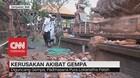 VIDEO: Bangunan Pura di Denpasar Rusak Akibat Gempa