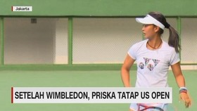 VIDEO: Setelah Wimbledon, Priska Tatap US Open