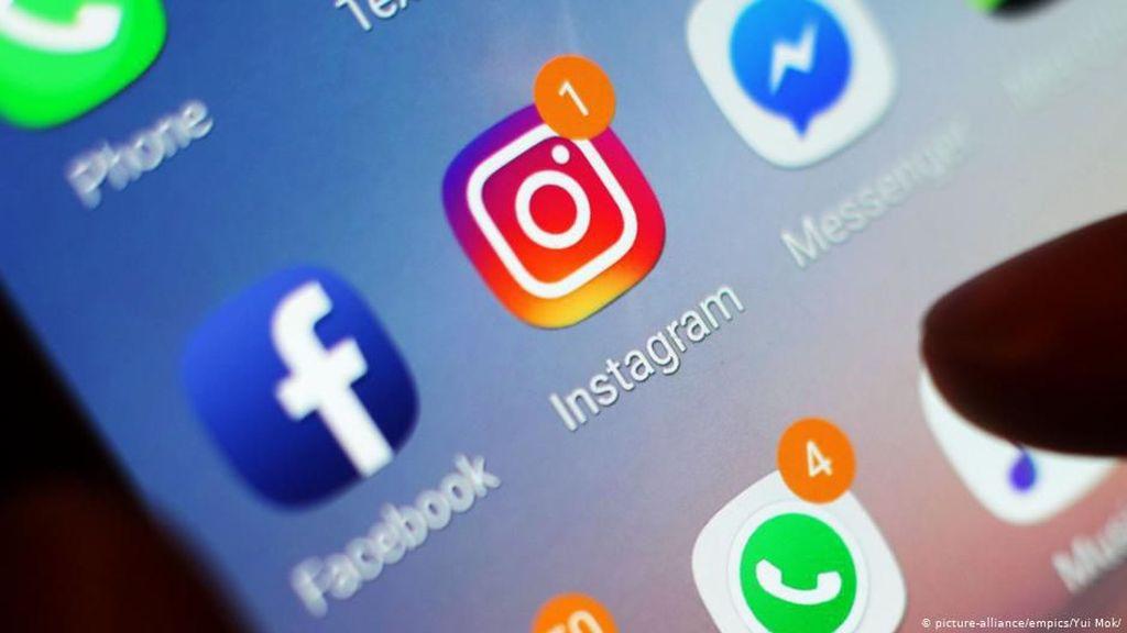 Instagram Mulai Hilangkan Tampilan Jumlah Like