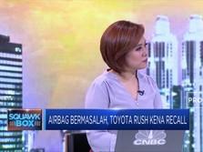 Menakar Imbas Recall Toyota Rush