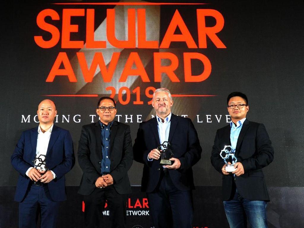 Raksasa teknologi asal Tiongkok Huawei pada 2018 menginvestasikan sedikitnya 15,3 miliar Dolar AS untuk riset dan pengembangan, termasuk teknologi 5G, komputasi awan, cip, dan jaringan selular. Foto: dok. Huawei