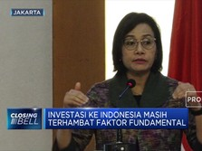 Menkeu: Investasi Terhambat Kondisi Fundamental
