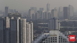 Studi: Physical Distancing Belum Bisa Turunkan Polusi Jakarta