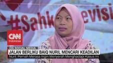 VIDEO: Jalan Berliku Baiq Nuril Mencari Keadilan