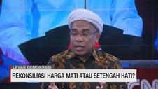 VIDEO: Istana Komentari Pertemuan Prabowo-Amien Rais