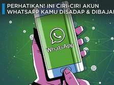 WhatsApp Anda Disadap & Dibajak? Ini Ciri-cirinya