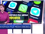Waspada File Media Dibobol