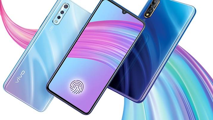 Produsen ponsel asal China, Vivo resmi. meluncurkan ponsel Vivo S1 di Indonesia hari ini (16/7/2019).