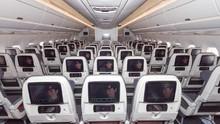 Kabin Bau Kaus Kaki, Pesawat Airbus Dikembalikan ke Pabrik