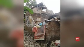 VIDEO: Gempa Bali Terasa Hingga Banyuwangi dan Situbondo