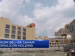 Xiaomi Beli 6% Saham Verisilicon Holding