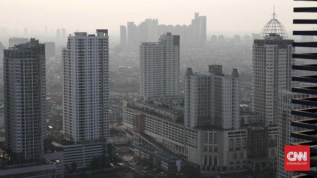 Sepekan WFH Disebut Tak Mengurangi Polusi Udara Jakarta