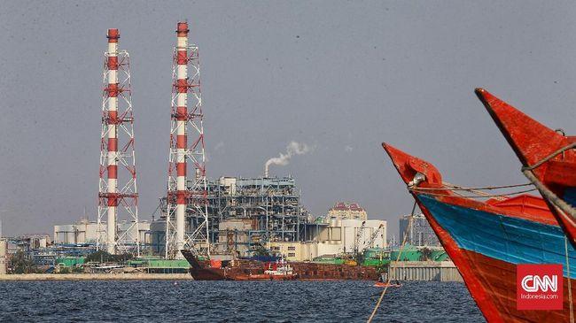 DKI Beri Sanksi Pabrik Kimia Pencemar Udara di Pulo Gadung