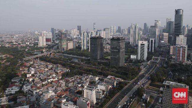 Langkah Kian Berat Jokowi Capai Target Pertumbuhan Ekonomi
