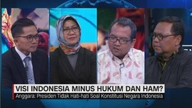 VIDEO: Visi Indonesia Minus Hukum dan HAM? (3/3)