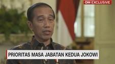 VIDEO: Prioritas Masa Jabatan Kedua Jokowi