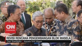 VIDEO: Revisi Rencana Pengembangan Blok Masela