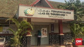 Ribut Walkot Tangerang-Menkumham, Sampah Menumpuk di Lapas