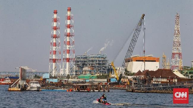 FOTO : Polusi Udara di Jakarta