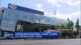 Pendapatan SRIL Naik 12,29% Di Semester-I 2019