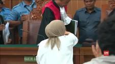 VIDEO: Ratna Tidak Ajukan Banding Atas Vonis yang Diterimanya