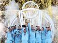 Kapten Timnas Kriket Inggris: Allah Bersama Kami