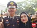 Tangis Petani Usai Upacara Pelantikan Perwira TNI-Polri
