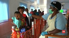 VIDEO: Kongo Mulai Diserang Wabah Ebola