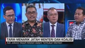 VIDEO: Tarik-Menarik Jatah Menteri dan Koalisi (2/3)