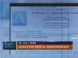 16 Juli 1995 Amazon Mulai Beroperasi