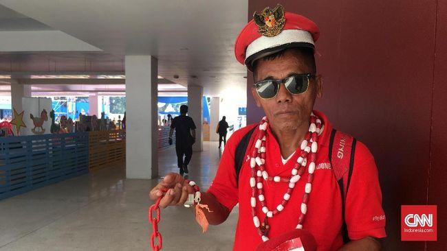 Ponsel Pak Yanto Suporter Sejati Indonesia Open Hilang