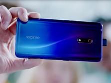 Wow! Baru Berusia 1 Tahun Ponsel Realme Masuk 4 Besar RI