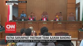 VIDEO: Ratna Sarumpaet Pastikan Tidak Ajukan Banding