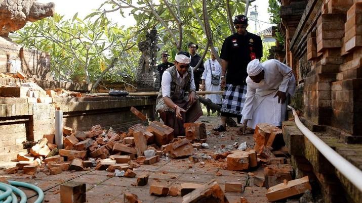 Gempa Guncang Bali, Tagar #PrayForBali Menggema di Twitter