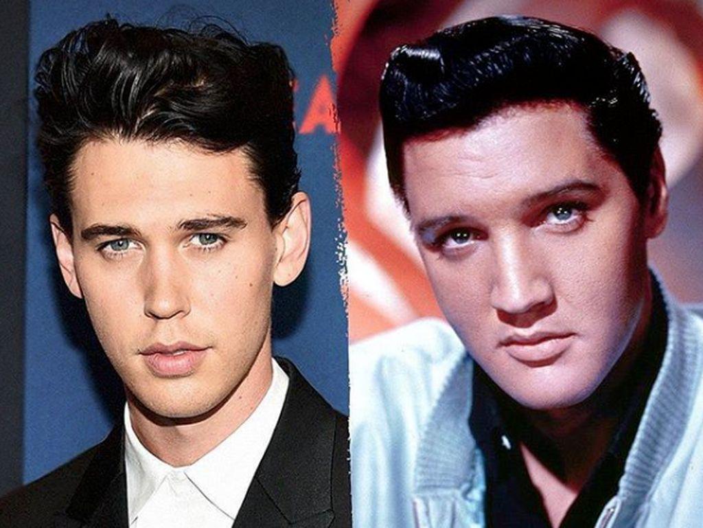 Kalahkan Harry Styles, Austin Butler Jadi Elvis Presley