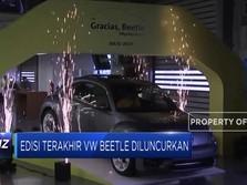 VW Beetle Edisi Terakhir Diluncurkan