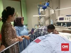 Racau 'Ampun Komandan' Korban MOS SMA Taruna yang Masih Koma