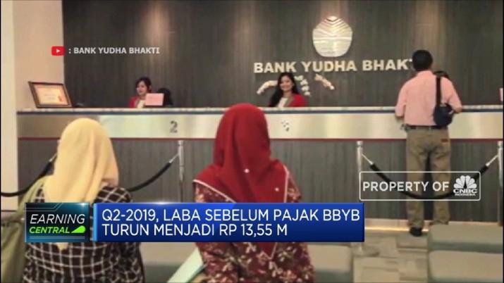 Investor asing langsung memburu saham bank milik perusahaan fintech Akulaku, PT Bank Yudha Bhakti Tbk.